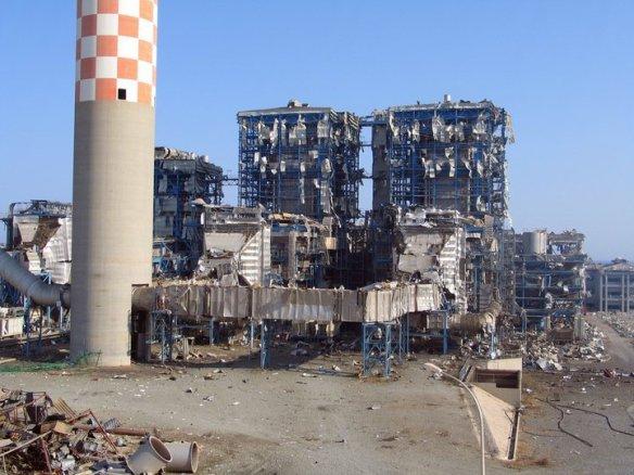 Central Eléctrica Chipre