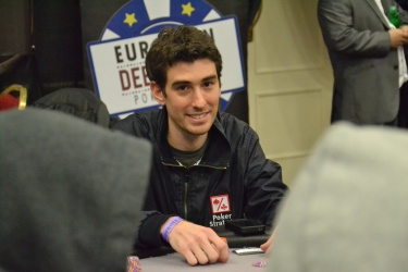 odineH - European Deepstack Poker Championship V Dublin 2012