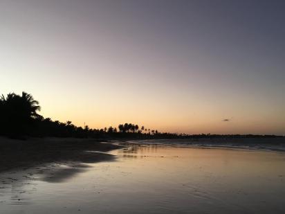 sunset maracajau